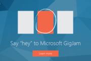 Microsoft passe GigJam en bêta accessible à tous