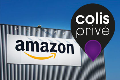 Amazon abandonne son projet de rachat de Colis Privé