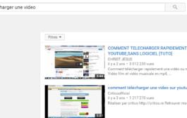 Télécharger les vidéos de Youtube