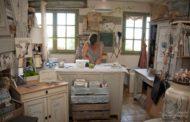 Sylvia Chesneau a vu ses ventes d'objets d'art doubler sur internet